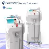 Hot sale beauty salon/ 810 nm tria laser hair removal system /diode laser hair removal beauty device