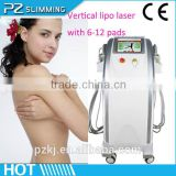 new product home use lipo laser slimming machine / lipo laser treatment for weight loss hot in USA