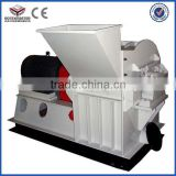 0.8-1.5t/h tractor base high capacity diesel wood hammer mill/electric wood hammer mill with cyclone
