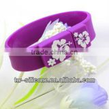 2013 New Arrival silicone bracelet usb driver