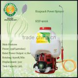 30L Agriculture backpack power sprayer with 4 stroke engine, insecticide spray machine KXF-900A