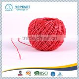 PP split film Baler Twine for agriculture with tube and ball