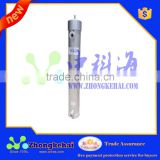 Quartz tube outer sleeve ultraviolet sterilizing device