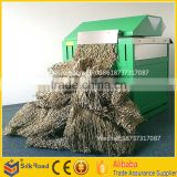 INQUIRY ABOUT factory supply waste corrugated cardboard shredder cutting machine for sale