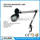 8x LED Magnifier Desktop Led Multifunctional Magnifier Lamp China Factory Skin Checking