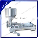 50-500ml Stainless Steel Piston Double Heads Paste Filling Machine,Honey Stick Sacue Filling Machine