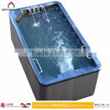 Fiberglass Inground Swimming Pool/ Freestanding Swim Spa/ Heat Swimming Pool Perfect Pool Spa