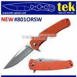 Best seller high quality stone wash EDC small pocket knife