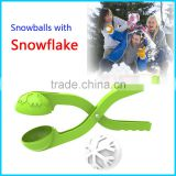 Christmas Gifts Snowball sell like hot cakes, Snow Thrower for children christmas snowball