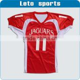 custom sublimation flag football uniforms football jersey for club