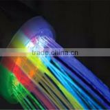 AS SEEN ON TV led rainbow shower head with 7 vibrant colors