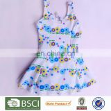 Made in China Pretty One Piece Dress Bathing Suits For Teens