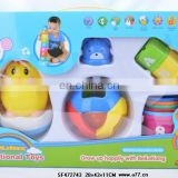 2014 Kids plastic multifunction learning machine educational toys with mouse and microphone