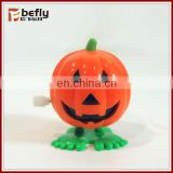 Novelty pumpkin wind up toys halloween