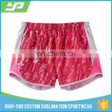 Custom design wholesale High Quality Athletic Apparel gym wear sport shorts