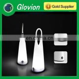 New arrival led lamp with soft silicone handle adjustable brightness night light led light for emergency light
