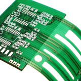 Green Immersion Gold PCB Via In Pad 10 Layer Tg170 FR4 For Satellite Radio