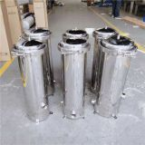 Stainless Filter Housing 316 Stainless Steel Filter Housing Stainless Steel Sintered Fiber Felt
