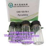 Factory Supply cas 123-75-1 Tetrahydro pyrrole/Pyrrolidine safe delivery to Russia Ukraine