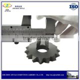 Customized Tungsten Carbide Gear