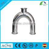 Professional Manufacture 2 Inch Female Threaded Pipe Fitting Stainless Steel Tee
