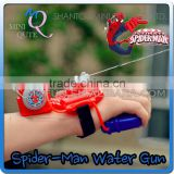 MINI QUTE marvel avenger cosplay Outdoor Fun & Sports hand wrist Water Spray Nozzle spiderman water gun bath Toy NO.MQ 059