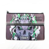 christmas new hot items for 2014, neoprene large capacity pencil case custom pattern design