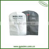 2013 factory custom promotion poly non-woven disposable plastic cover suit