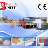 CE APPROVED EPE Foam Sheet Extrusion line roller