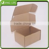 Direct factory custom corrugated cardboard shipping box                                                                         Quality Choice