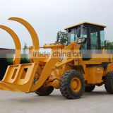 ZL20F log loader timber grab for sale with CE                                                                                                         Supplier's Choice