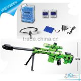 Super Big Size Battery Operated Crystal Water Bullet Gun Toy