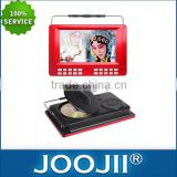 10 inch analog TV with DVD, Wholesale portable tv