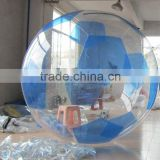 inflatable bubble soccer on water/ inflatable bubble soccer balls / inflatable pvc soccer ball
