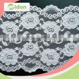 Swiss voile lace in Switzerland floral patterns net lace fabric stretch lace                                                                                                         Supplier's Choice