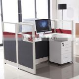 factory price lowes room partition and office workstation table(SZ-WST665)
