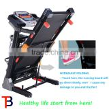 Multi function foldable house fit body fitness treadmill
