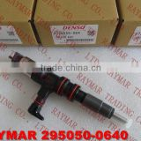 DENSO Common rail fuel injector 295050-0640, 295050-041 for HYUNDAI Truck Euro V 33800-52700