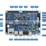 ODM/OEM Atmel Cortex-A5 Development Board With Dual Ethernet Port/USB-WIFI Port/SPI/I2C