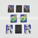 Super quality Excellent Creative Customized Printed Rectangle Game Character Fridge Magnets