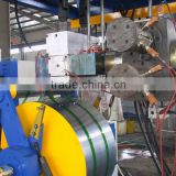 PET PACKING STRAP MAKING MACHINE, PET STRIP MACHINE, PET STRAPPING BAND PRODUCTION LINE