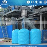 1000L three layer plastic Blowing moulding Machine For HDPE Water Storage Tank (high quality)