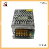5v 2.4a 12w constant voltage LED power supply for LED strips,display with CE,ROHS approved