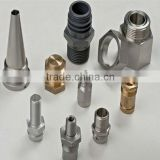 custom machining parts/lathe machines accessories