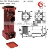 TJZ10-05 Epoxy Resin Bushing Insulator for MV Switchgear