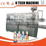 high productive grain juice filling machine