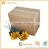 100% recycle foldable ecofriendly hot sale corrugated box customized cardboard packaging