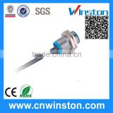SM18 Flush Non-flush type three wire 10mm PNP NPN NO NC Hall proximity sensor switch with CE
