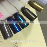 chrome nail powder,mirror nail powder ,chrome pigment powder