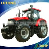 Export CE&ISO 2014 New China LUTONG 130HP 4WD Farm Wheel Tractor/YTO Engine/Shuttle shift/Export to Africa&South America&Europe